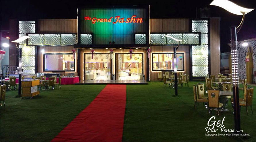 The Grand Jashn in Sahibabad, Ghaziabad - Check Price, Photos, Reviews I GYV