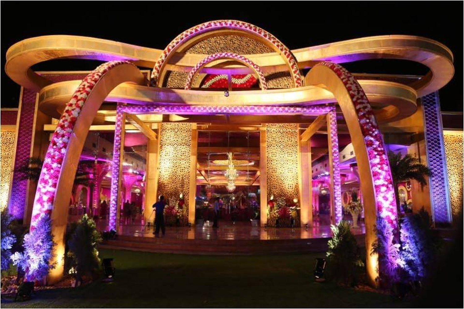 The Pavilion Chattarpur, Delhi - GetYourVenue